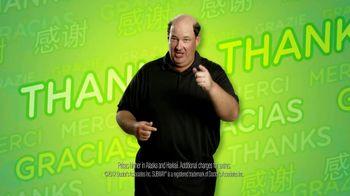 Subway $2 Subs TV Spot, 'Customer Appreciation' Feat. Brian Baumgartner