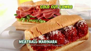 Subway $2 Subs TV Spot, 'Customer Appreciation' Feat. Brian Baumgartner - Thumbnail 3