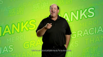 Subway $2 Subs TV Spot, 'Customer Appreciation' Feat. Brian Baumgartner - Thumbnail 4