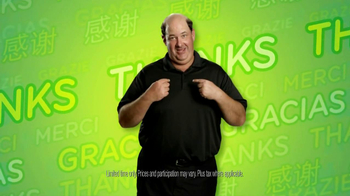 Subway $2 Subs TV Spot, 'Customer Appreciation' Feat. Brian Baumgartner - Thumbnail 5