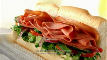 Subway $2 Subs TV Spot, 'Customer Appreciation' Feat. Brian Baumgartner - Thumbnail 7
