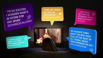 VH1 Co-Star App TV Spot