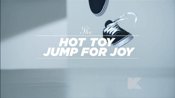 Kmart TV Spot, \'Hot Toy Jump for Joy\'