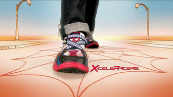 Stride Rite Spider-Man Shoes TV Spot  - Thumbnail 3