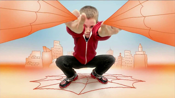Stride Rite Spider-Man Shoes TV Spot  - 64 commercial airings
