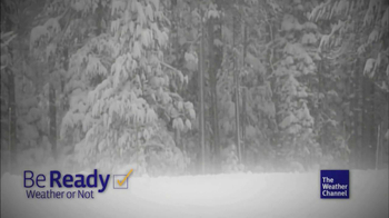 The Weather Channel TV Spot, 'Be Ready' - Thumbnail 1