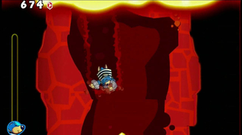 Super Mole Escape TV Spot, 'Adult Swim: Free App of the Week' - Thumbnail 4
