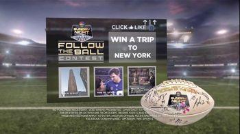 NBC Sunday Night Football Contest TV Spot