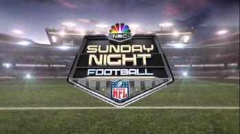 NBC Sunday Night Football Contest TV Spot - Thumbnail 1