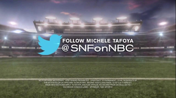 NBC Sunday Night Football Contest TV Spot - Thumbnail 10
