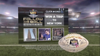 NBC Sunday Night Football Contest TV Spot - Thumbnail 3