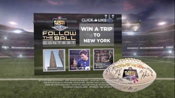 NBC Sunday Night Football Contest TV Spot