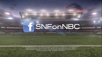 NBC Sunday Night Football Contest TV Spot - Thumbnail 7