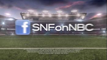 NBC Sunday Night Football Contest TV Spot - Thumbnail 8