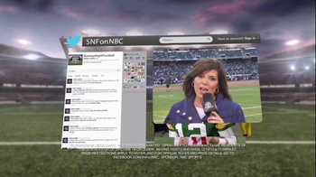 NBC Sunday Night Football Contest TV Spot - Thumbnail 9