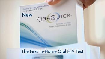 OraQuick TV Spot, 'My Thing' - Thumbnail 3
