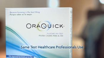 OraQuick TV Spot, 'My Thing' - Thumbnail 5