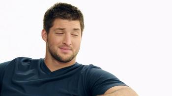 TiVo TV Spot 'Speak English' Featuring Tim Tebow - Thumbnail 5