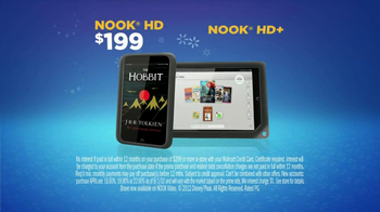 Walmart TV Spot, 'Nook HD+: Love that Woman' - Thumbnail 6