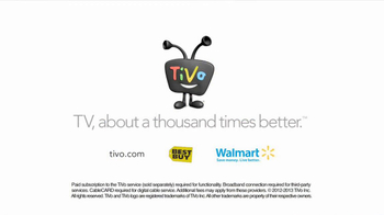TiVo TV Spot 'Not Your Biggest Fan' Featuring Tim Tebow - Thumbnail 9