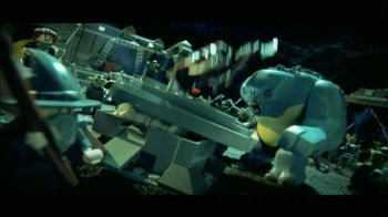 LEGO The Lord of the Rings TV Spot, 'Mines of Moria & Helm's Deep'