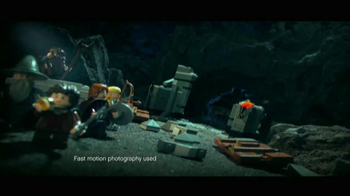 LEGO The Lord of the Rings TV Spot, 'Mines of Moria & Helm's Deep' - Thumbnail 3