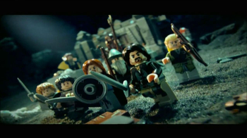 LEGO The Lord of the Rings TV Spot, 'Mines of Moria & Helm's Deep' - Thumbnail 5