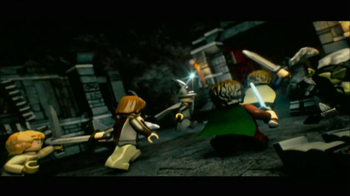 LEGO The Lord of the Rings TV Spot, 'Mines of Moria & Helm's Deep' - Thumbnail 8