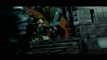LEGO The Lord of the Rings TV Spot, 'Mines of Moria & Helm's Deep' - Thumbnail 9
