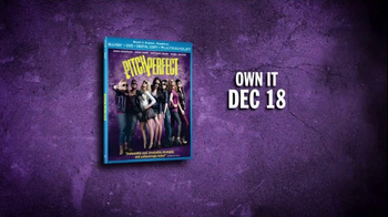 Pitch Perfect Blu-ray and DVD TV Spot - Thumbnail 1