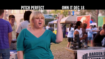 Pitch Perfect Blu-ray and DVD TV Spot - Thumbnail 5