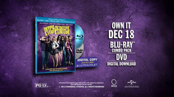 Pitch Perfect Blu-ray and DVD TV Spot - Thumbnail 8