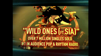 Flo Rida 'Wild Ones' TV Spot  - Thumbnail 4