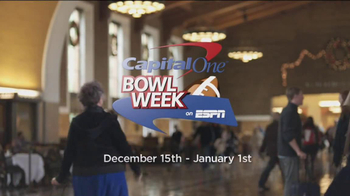 Capital One Bowl Week on ESPN TV Spot  - Thumbnail 7