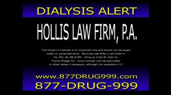 The Hollis Law Firm TV Spot, 'Heart Attack' - Thumbnail 2