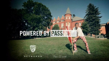 Pac-12 Conference TV Spot, 'Fan Film: WSU Cougars' - Thumbnail 8