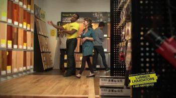 Lumber Liquidators TV Spot, 'Playing Cat' - Thumbnail 4