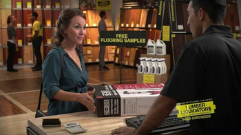 Lumber Liquidators TV Spot, 'Playing Cat' - Thumbnail 5