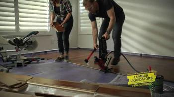 Lumber Liquidators TV Spot, 'Playing Cat' - Thumbnail 8
