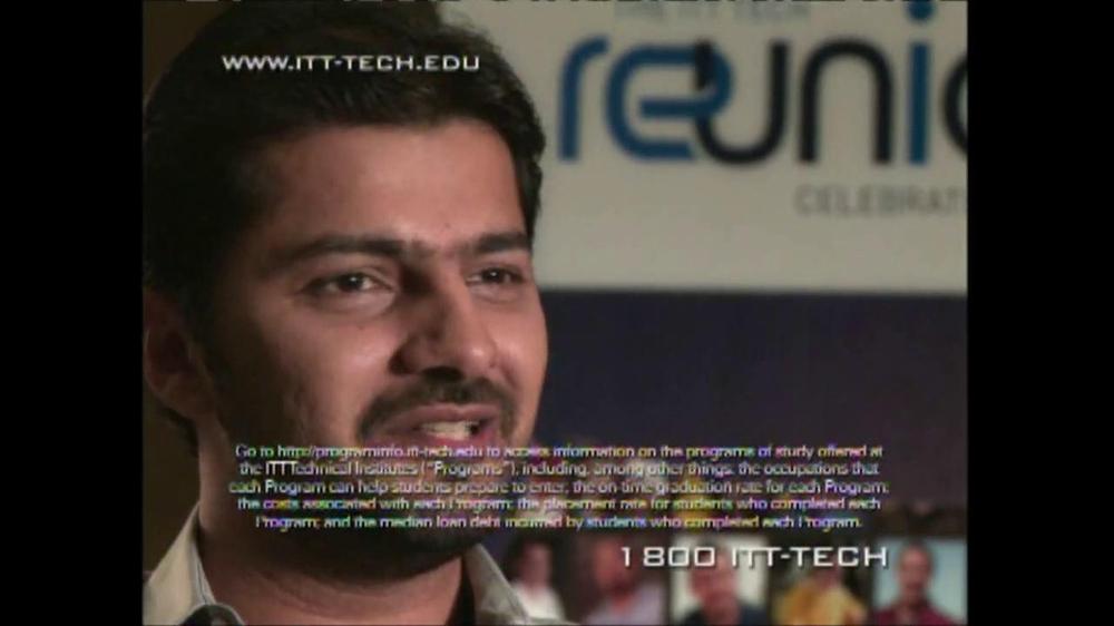 ITT Technical Institute TV Commercial, 'Student Commercial'