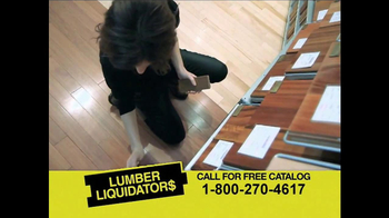 Lumber Liquidators TV Spot, 'Regina' - Thumbnail 5