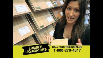 Lumber Liquidators TV Spot, 'Regina'