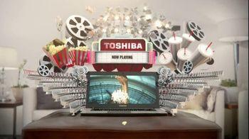 Toshiba Satellite Ultrabook Laptop TV Spot, 'Now Playing'
