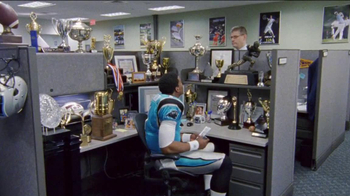 ESPN TV Spot 'Office Jokes' Featuring Cam Newton - Thumbnail 10