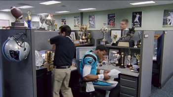 ESPN TV Spot 'Office Jokes' Featuring Cam Newton - Thumbnail 3