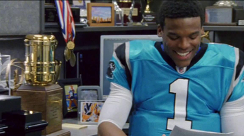 ESPN TV Spot 'Office Jokes' Featuring Cam Newton - Thumbnail 5