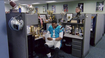 ESPN TV Spot 'Office Jokes' Featuring Cam Newton - Thumbnail 6