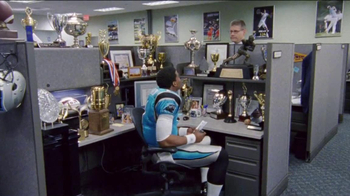 ESPN TV Spot 'Office Jokes' Featuring Cam Newton - Thumbnail 9