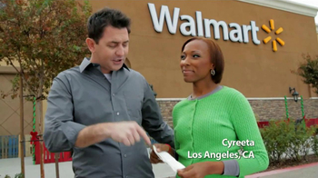 Walmart TV Spot, 'Low Price Gurantee: Cyreeta'