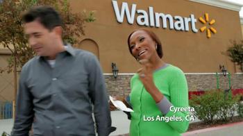 Walmart TV Spot, 'Low Price Gurantee: Cyreeta' - Thumbnail 3